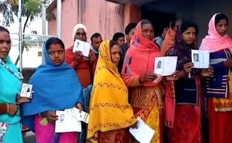 Chief Minister Raghubar Das Among Key Candidates In Jharkhand Polls Today