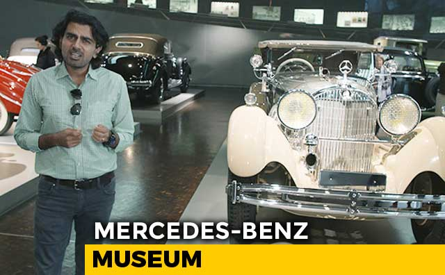 Video : Mercedes-Benz Museum Stuttgart