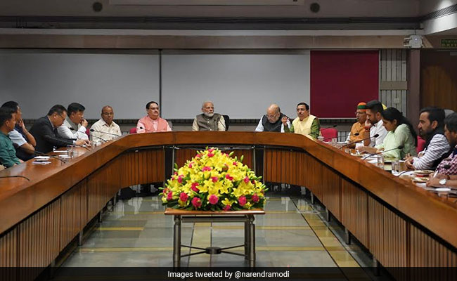 After Maharashtra Impasse, NDA Allies Seek Better Coordination At Meeting
