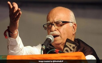 अयोध्या समारोह पर बोले BJP नेता लालकृष्ण आडवाणी- 'भावनात्मक और ऐतिहासिक क्षण'