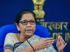 """Sonia Gandhi Shedding Crocodile Tears For Students"": Nirmala Sitharaman"