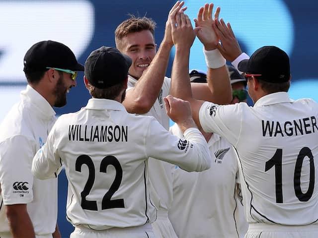 2nd Test: Tim Southee, Matt Henry Strike After New Zealand Post 375 On Day 2