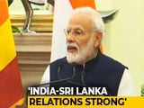 "Video : ""Matter Of Respect That President Rajapaksa Visited India First,"" Says PM Modi"