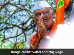 Four-Time MLA Raju Kage To Join Congress, Says Denied Ticket For Bypoll