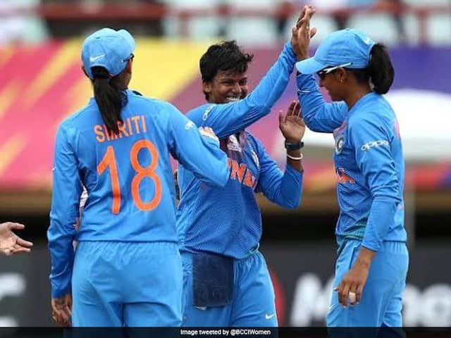 India Women beat West Indies by seven wickets in third T20I
