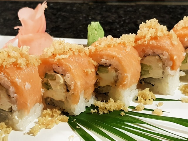Video : Philadelphia Roll Recipe Video