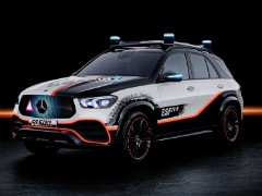 2019 Mercedes-Benz Experimental Safety Vehicle Showcased In India