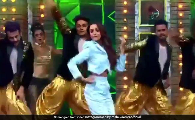 मलाइका अरोड़ा का 'सलीम की गली' सॉन्ग पर धांसू डांस, Video ने उड़ाया गरदा