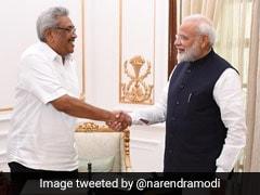 Sri Lanka President Gotabaya Rajpaska Invites PM Modi To His Country