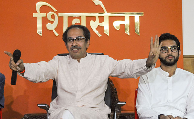 Centre Can't Take Credit For Ayodhya Verdict, Says Uddhav Thackeray