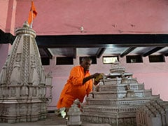 Ayodhya's Ram Mandir Trust To Hold First Meeting In Delhi Today
