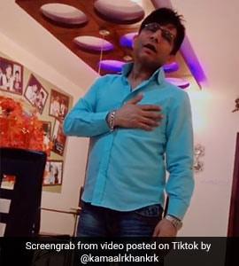 'Filhaal' सॉन्ग पर KRK ने किया ऐसा धमाकेदार डांस, वायरल हुआ TikTok Video