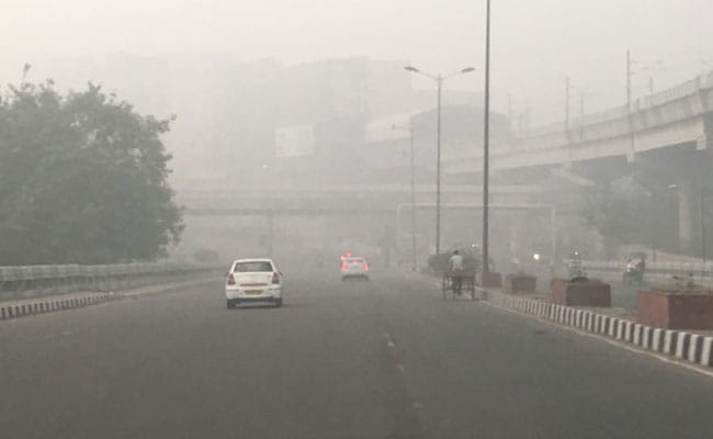 Delhi's Air Quality Improves Significantly After Rain