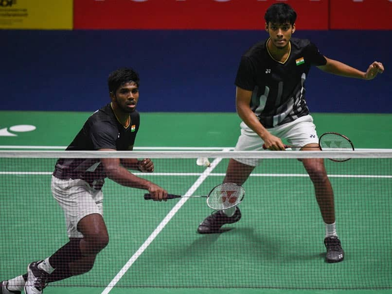 Thailand Open: Satwiksairaj Rankireddy, Chirag Shetty Crash Out In Second Round