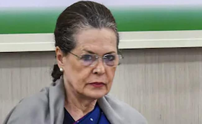 Sonia Gandhi Expresses Concern Over Delhi Air Pollution