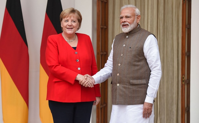 Germany To Give 1 Billion Euros To India To Lower Green House Gas Effect