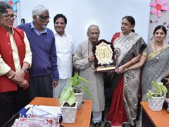 भारतीय जनसंचार संघ ने दिया डॉ. रश्मि को 'स्त्री शक्ति सम्मान'