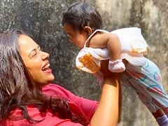 Sameera Reddy's Post With Daughter Nyra Comes With A Powerful Message