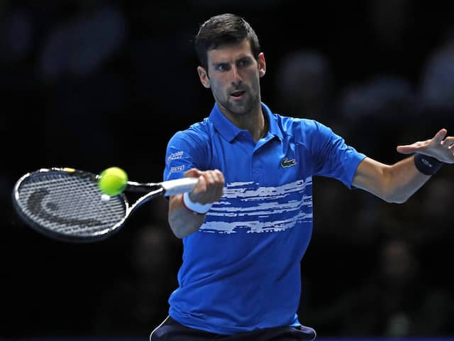 Tennis: Roger Federer will play against Novak Djokovic for semi-final berth in ATP Finals