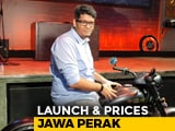 Video : Jawa Perak Launch & Prices