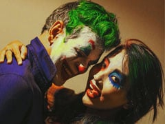 This Is Milind Soman And Ankita Konwar, 'Halloween Or No Halloween'