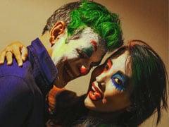This Is Milind Soman And Ankita Konwar, 'Halloween Or No Halloween'