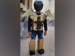 इंडियन आर्मी के लिए इस शख्स ने बनाया Iron Man सूट, ऐसे बरसाएगी दुश्मनों पर गोलियां- देखें Video