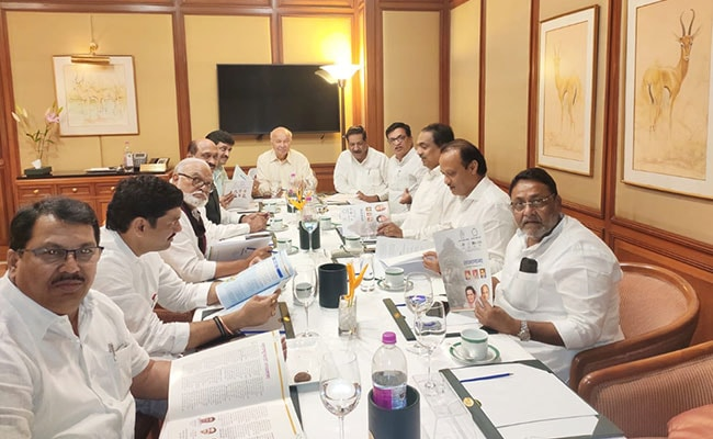Congress, NCP Likely To Hold Talks In Delhi To Discuss Possible Sena Tie-Up: Report