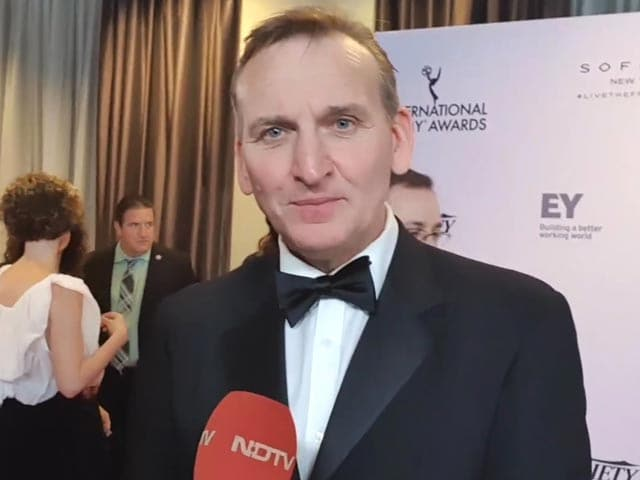 International Emmy Awards: Catching Up With Come Home Actor Christopher Eccleston