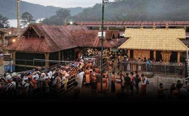 कपाट खुलने के बाद पहले दिन ही सबरीमाला मंदिर को मिला 3.30 करोड़ रूपये का चढ़ावा