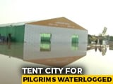 Video : 30-Acre Tent City Flooded Day Before Kartarpur Corridor Inauguration