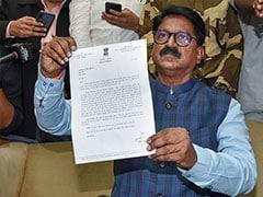 President Ram Nath Kovind Accepts Shiv Sena MP Arvind Sawant's Resignation