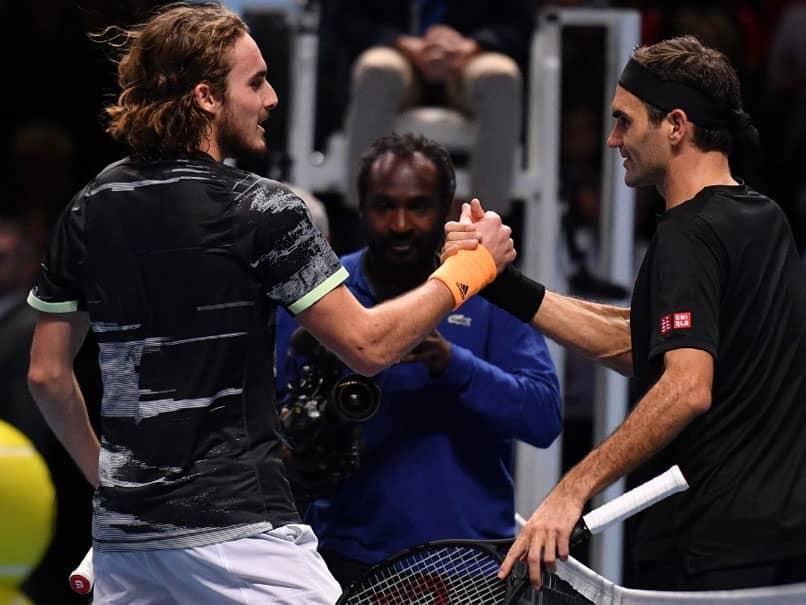 ATP Finals: Stefanos Tsitsipas Beats Roger Federer To Reach Final