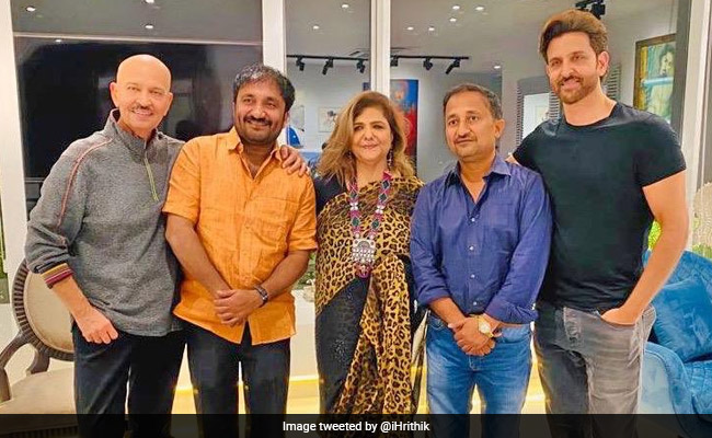 What Went Down At Hrithik Roshan's Super 30 Dinner With Anand Kumar