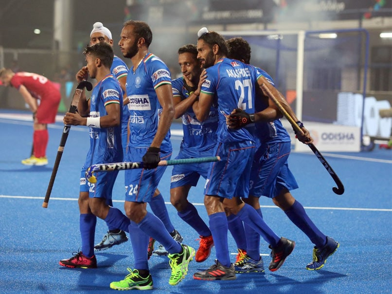 Hockey Olympic Qualifiers: India Men Thrash Russia 11-3 On Aggregate, Qualify For Tokyo Olympics