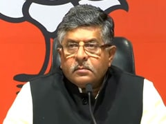 Kerala Court Summons Ravi Shankar Prasad In Defamation Case