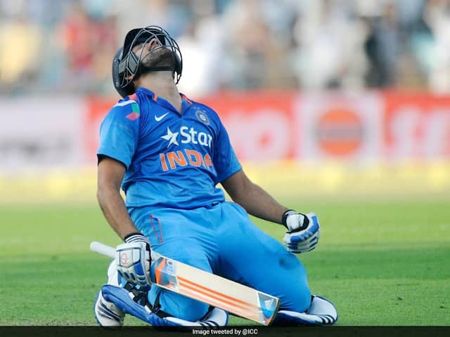 Rohit Sharma smashed highest ODI score On This Day