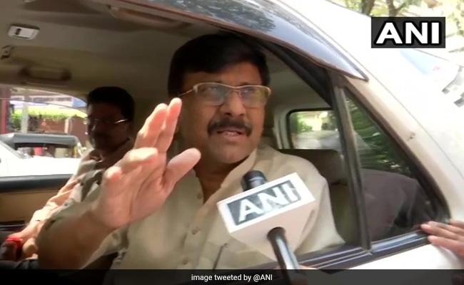 शिवसेना का BJP पर हमला- 'महाराष्ट्र में राष्ट्रपति शासन लगाने की पटकथा पहले से ही थी तैयार'