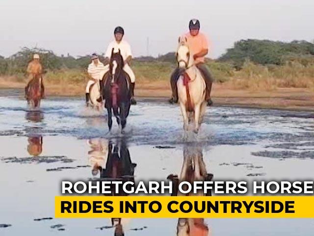 Video : Sponsored - Rajasthan's Rohetgarh: Exploring Micro Destinations