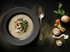 Feeling Under The Weather? Try This Low-Calorie Mushroom Soup By Shilpa Shetty For Some Comfort