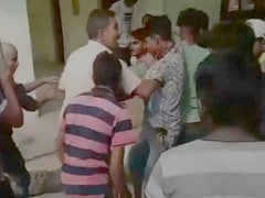 UP Teacher Objects To Misbehaviour, Thrashed By Students
