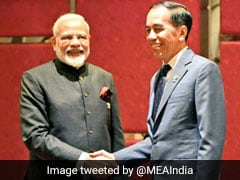 PM Modi Meets Indonesian President On Sidelines Of ASEAN Summit