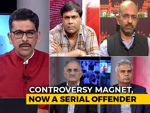 Video : Pragya Thakur Calls Godse Patriot: Will The PM 'Never Forgive' Her, Again?