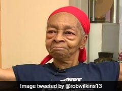 "82-Year-Old Says She ""Did A Number"" On Drunk Man Who Broke Into Her Home"