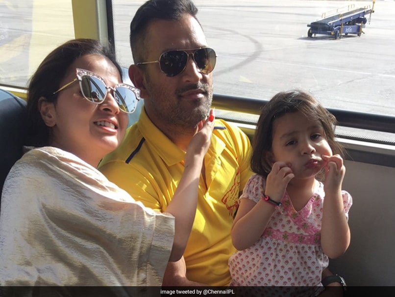 "IPL 2020: CSK Wishes ""Queen Of The Jungle"" Sakshi Dhoni A Super Birthday"