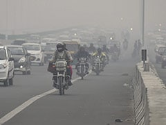 "Delhi's Air Quality Turns ""Severe"" As Toxic Haze Lingers"