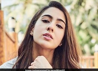 Sara Ali Khan's Sunday Binge Was All Things Chocolate-y (See Pic)