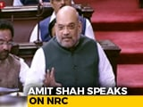 Video : NRC Will Be Carried Out Nationwide, No One Should Be Worried: Amit Shah