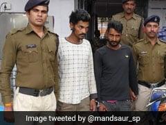 2 Men Flaunt Country-Made Pistol On TikTok Video In Madhya Pradesh, Arrested