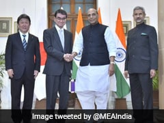 Rajnath Singh, S Jaishankar Lead First 2+2 Dialogue With Japan